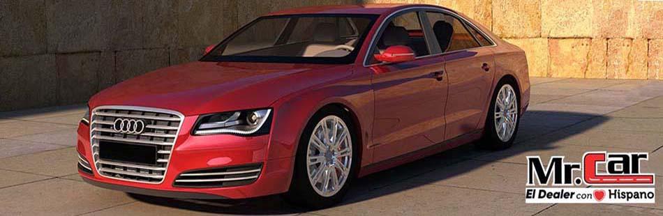 Audi A4 Banner